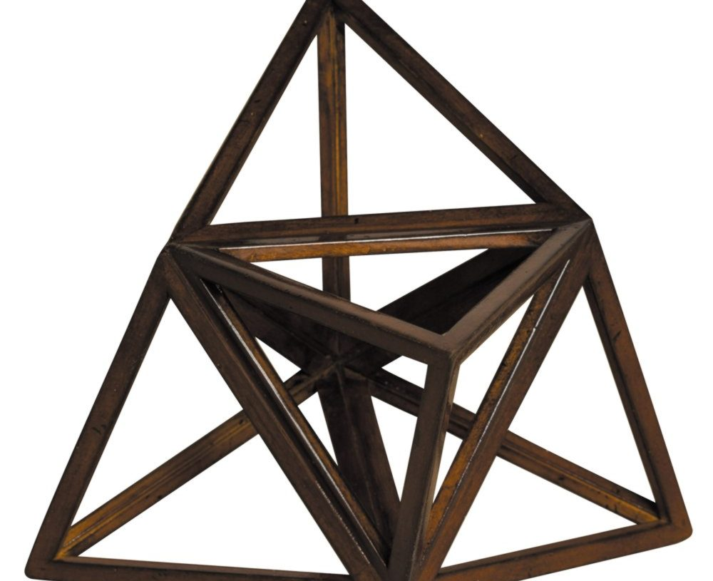 Fascinating tetrahedron
